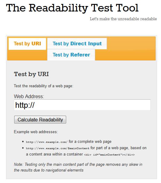 read-able.com