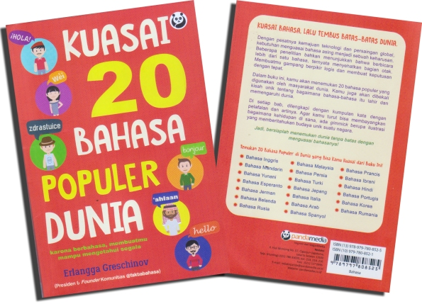 kuasai 20 bahasa populer dunia